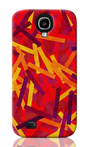 Samsung S4 Cases, Funky Straws Samsung S4 Case | Artist: Inderpreet, - PosterGully