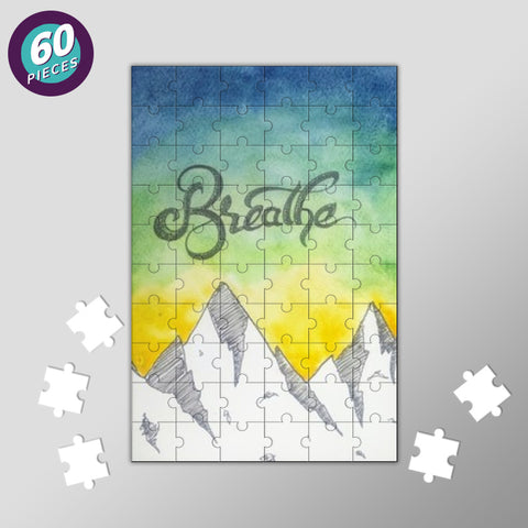 Breathe Jigsaw Puzzles | Artist : Suchitra A D