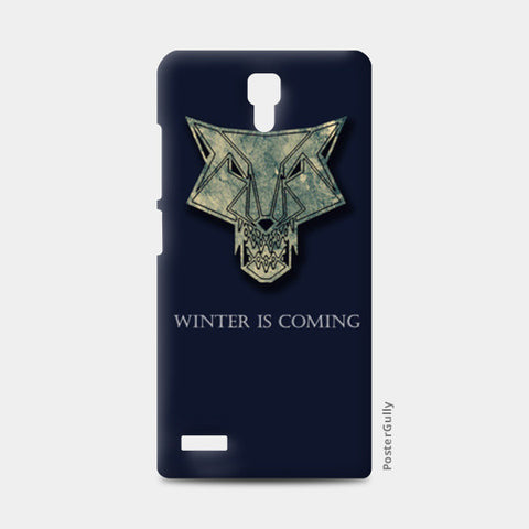 winter is coming Redmi Note Cases | Artist : Nazria Banu