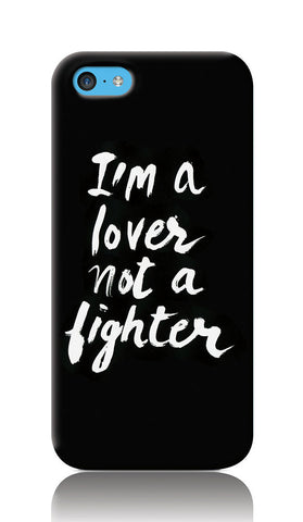 iPhone Cases, I'm A Lover iPhone 5C Case | Artist: Inderpreet, - PosterGully
