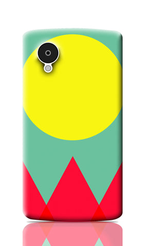 Nexus 5 Cases, Burning Heat Nexus 5 Case | Artist: Inderpreet, - PosterGully