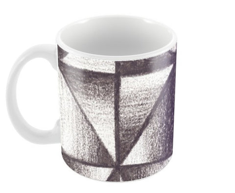 Shading | Abstract Art Coffee Mugs | Artist : Miraculous