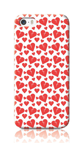 iPhone 6 / 6s Cases, Broken Hearts Patterns iPhone 6 / 6s Case | Artist: Inderpreet, - PosterGully