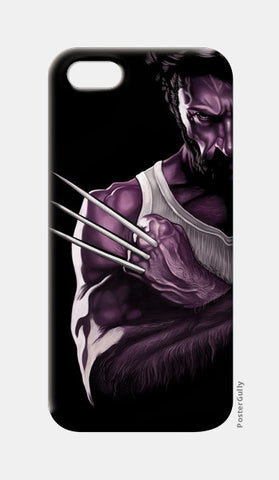 iPhone 5 Cases, wolverine iPhone 5 Cases | Artist : chaitanya kumar, - PosterGully