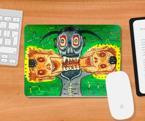 Mousepad, Parting Ways Mousepad | Artist : Ramkumar Iyer, - PosterGully