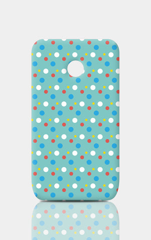 Moto E Cases, Cute Polkas Moto E Case | Artist: Inderpreet, - PosterGully