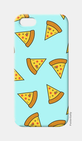 Pizza  iPhone 5 Cases | Artist : Nishit Shah