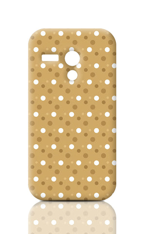 Moto G Cases, Subtle Polkas Moto G Case | Artist: Inderpreet, - PosterGully