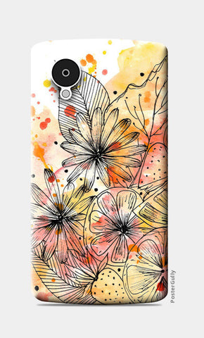 Fruit Punch Nexus 5 Cases | Artist : Swathi Kirthyvasan