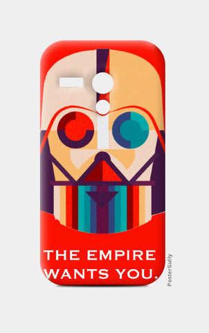 Moto G Cases, The Empire Moto G Case | Artist: Raghav Puri, - PosterGully