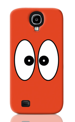 Samsung S4 Cases, Its Looking (Red) Samsung S4 Case | Artist: Inderpreet, - PosterGully