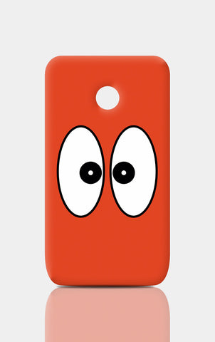 Moto E Cases, It's Looking (Red) Moto E Case | Artist: Inderpreet, - PosterGully