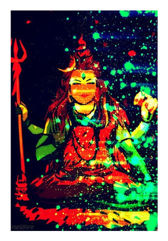 Har Har Mahadeva Art PosterGully Specials