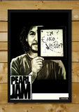 Brand New Designs, Eddie Vedder Artwork | Artist: Nishant D'souza, - PosterGully - 2