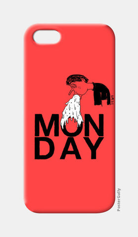 Monday iPhone 5 Cases | Artist : Aroop Mishra