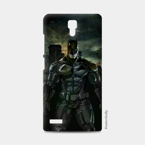Redmi Note Cases, Batman - Arkham Origins Redmi Note Cases | Artist : Melwin Jose, - PosterGully
