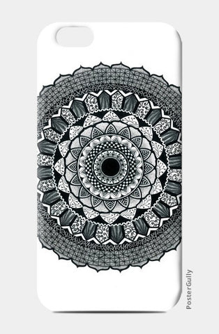 iPhone 6/6S Cases, Mandala iPhone 6/6S Cases | Artist : Neerja Misra, - PosterGully