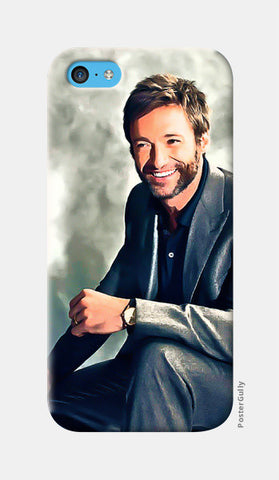 Hugh Michael Jackman iPhone 5c Cases | Artist : Ayushi Jain