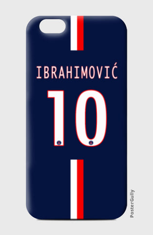 iPhone 6 / 6s, Zlatan Ibrahimović  iPhone 6 / 6s Case | Artist: GS, - PosterGully