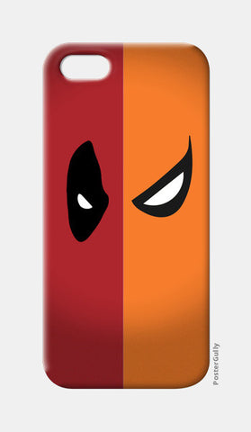 iPhone 5 Cases, Dead-Stroke iPhone 5 Cases | Artist : Angad Singh, - PosterGully