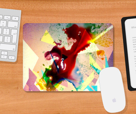 Mousepad, Abstract Overturn | Artist : Richard Howardson Mousepad | Artist : Richard Howardson, - PosterGully