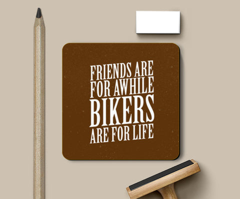 Coasters, Bikers are for Life Coasters | Artist : Throttlerz Group, - PosterGully