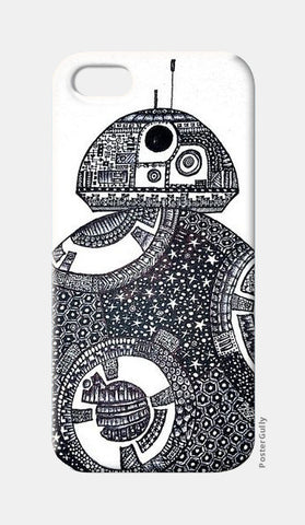 iPhone 5 Cases, Star wars BB-8  iPhone 5 Cases | Artist : My intricate designs, - PosterGully