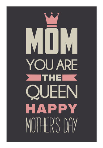 HAPPY MOTHER'S DAY  Art PosterGully Specials