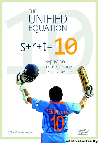 Brand New Designs, SRT 10 Unified Equation 3 | Artist: Dewesh Agrawal, - PosterGully - 1