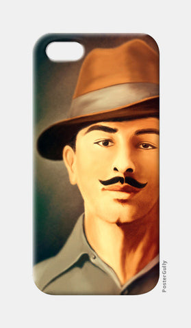 iPhone 5 Cases, Bhagat Singh  iPhone 5 Cases | Artist : Jaspreet Singh, - PosterGully