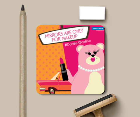 Coasters, Mama Boo Boo - Drive Safely Coasters | Artist : Don't Be A Boo Boo, - PosterGully