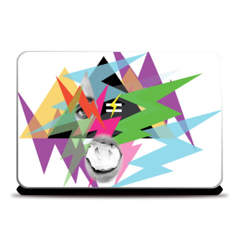 Laptop Skins, Astract Life Is Good Laptop Skin | Artist: Alexander Marunda, - PosterGully