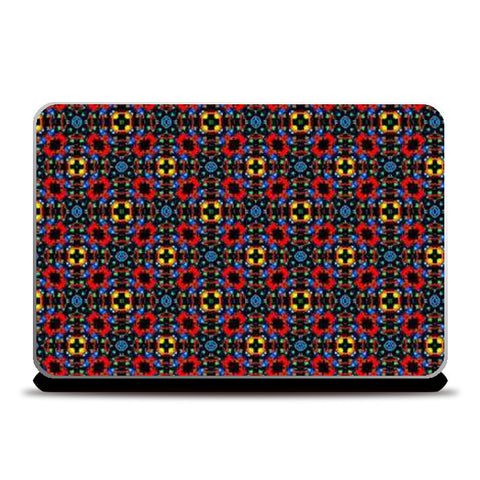 Decorative Patterns 10 Laptop Skins | Artist : Delusion