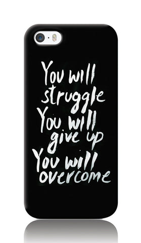 iPhone 6 / 6s Cases, You Will Overcome iPhone 6 / 6s Case | Artist: Inderpreet, - PosterGully