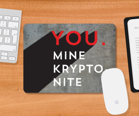 Mousepad, Not so Valentine Mousepad | Artist : Pixie Dust, - PosterGully