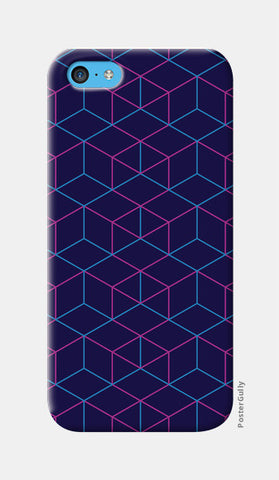 iPhone 5c Cases, Isometric Pattern iPhone 5c Cases | Artist : Jobin Jacob, - PosterGully
