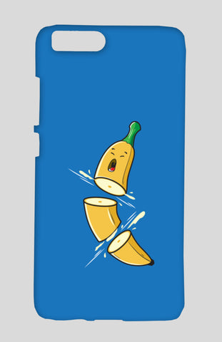 Sliced Banana Xiaomi Mi-6 Cases | Artist : Inderpreet Singh