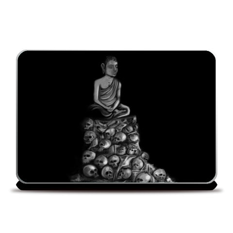 Laptop Skins, Keeping Peace Laptop Skins | Artist : Safal Adam, - PosterGully