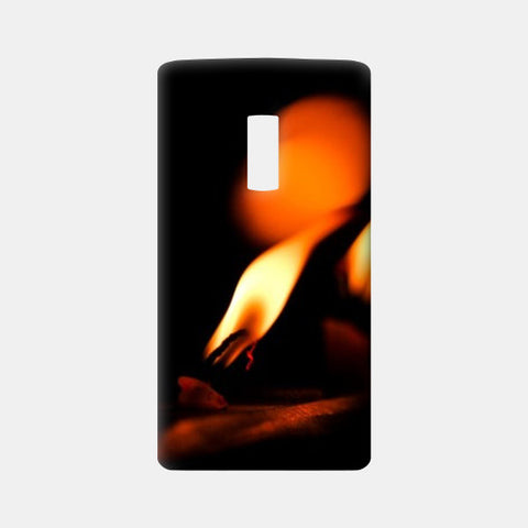 One Plus Two Cases, Candlelight One Plus Two Cases | Artist : Abhinav Moona, - PosterGully