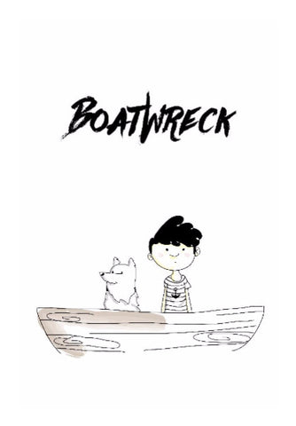 Wall Art, Boat Wreck Wall Art | Amitesh Tandon, - PosterGully