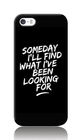 iPhone Cases, Someday I'll Find iPhone 5/5S Case | Artist: Inderpreet, - PosterGully