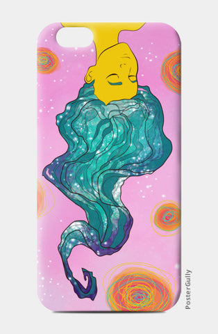 Galaxy Of Thoughts iPhone 6/6S Cases | Artist : MADHUREETA BERA