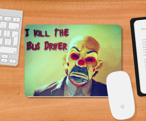 Joker Mousepad | Artist : Delusion