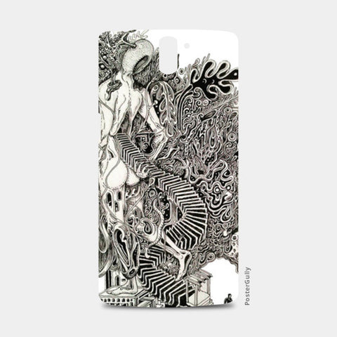 One Plus One Cases, C&T1;+ One Plus One Cases | Artist : Doodles of Tanmoy Kayesen, - PosterGully