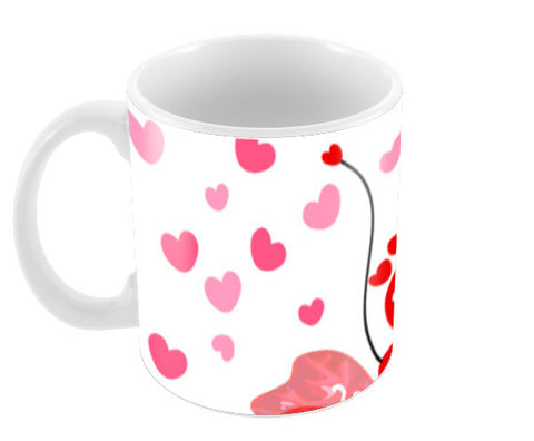 heart fairy Coffee Mugs | Artist : amit kumar