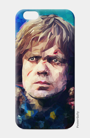 iPhone 6 / 6s, Hear me roar | Tyrion Lannister Lowpoly portrait iPhone 6 / 6s | cuboidesign, - PosterGully