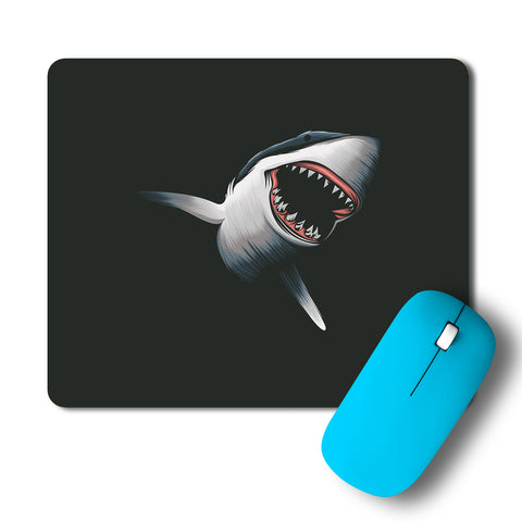 Shark Artwork Mousepad