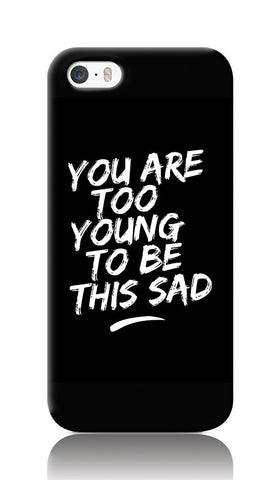 iPhone 6 / 6s Cases, Too Young iPhone 6 / 6s Case | Artist: Inderpreet, - PosterGully