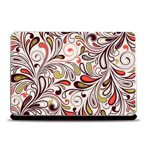 Pattern Painting Art Laptop Skins | Artist : Creative DJ