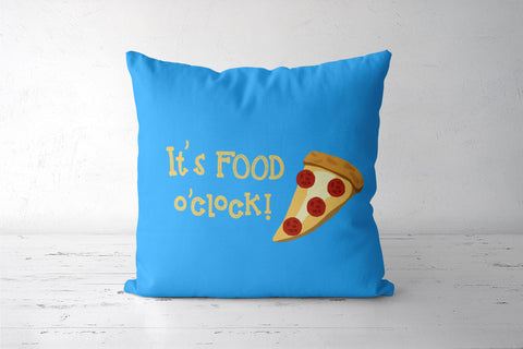 FOOD o'clock Cushion Covers | Artist : Maitreyeeee